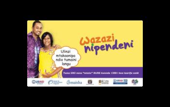 Wazani Nipendeni